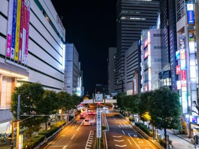 埼玉県 大宮駅前