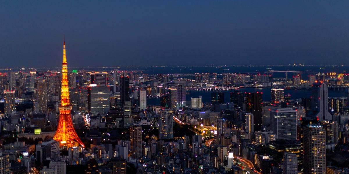 東京のベイサイドエリア